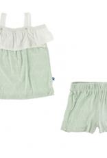 kickee pants aloe venus orbit off-shoulder outfit set