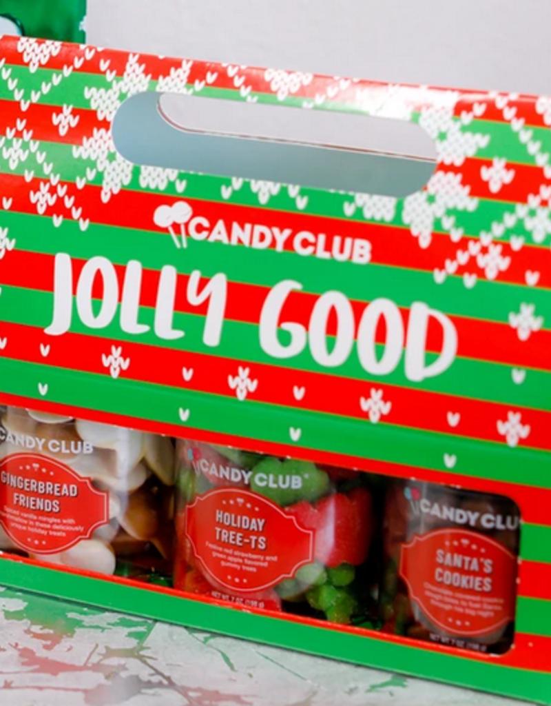 Candy Club jolly good giftset