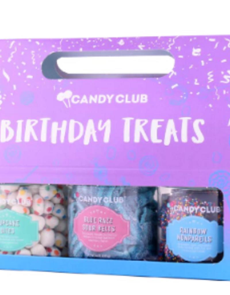 Candy Club birthday treats giftset