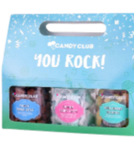 Candy Club you rock gift set