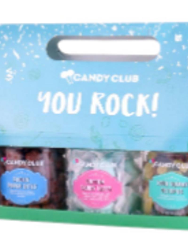 Candy Club you rock gift set FINAL SALE