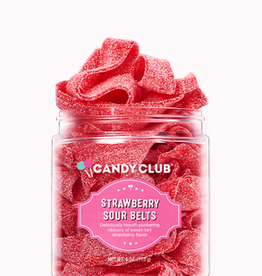 Candy Club sour belts 4oz