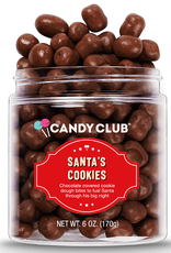 Candy Club santa's cookies 6oz