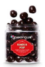 Candy Club reindeer poop 7oz