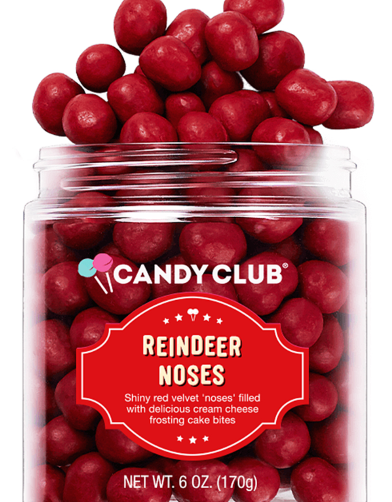 Candy Club reindeer noses 6oz
