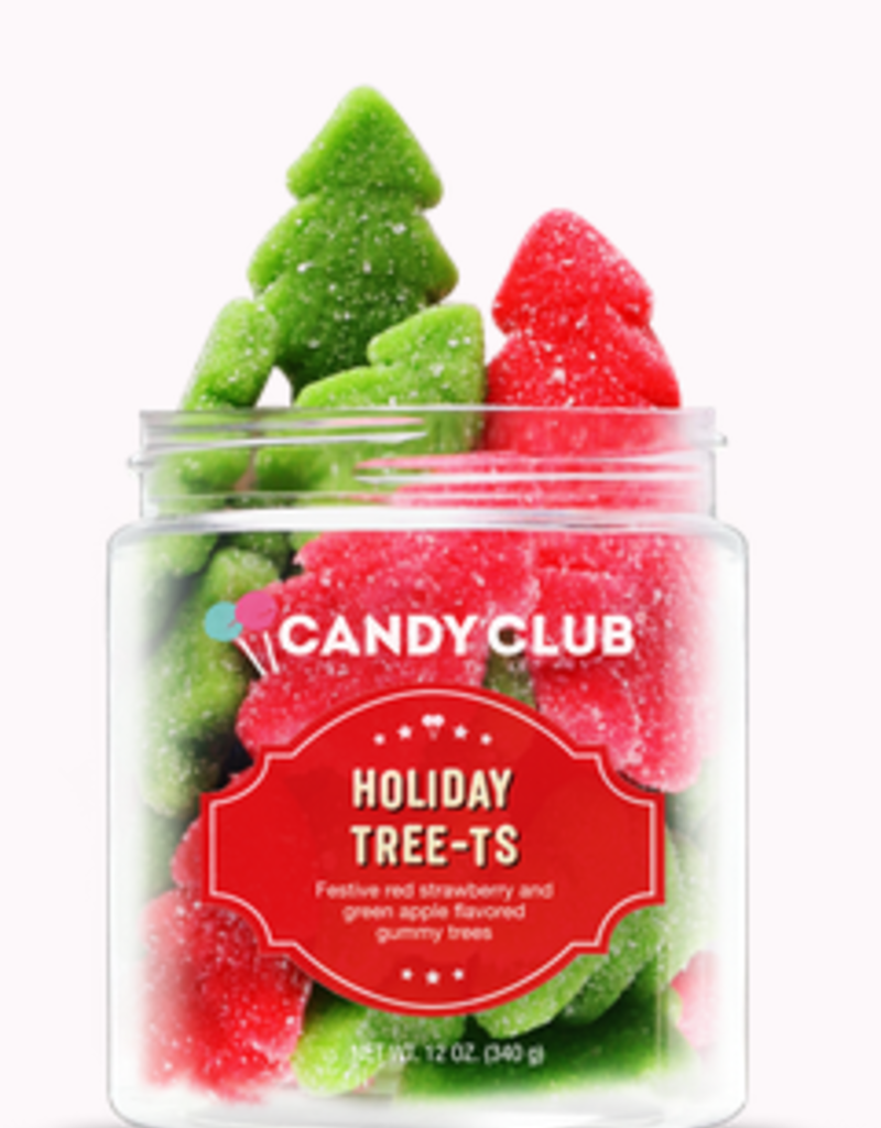 Candy Club holiday tree-ts 7oz