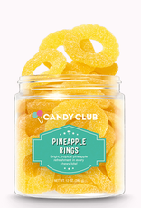 Candy Club pineapple rings 11oz