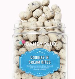 Candy Club mini bites 13oz cookies & creme