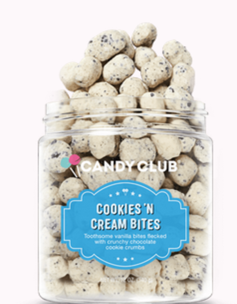 Candy Club mini bites 13oz cookies & creme