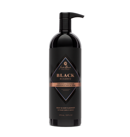 Jack Black black reserve body wash, 33oz