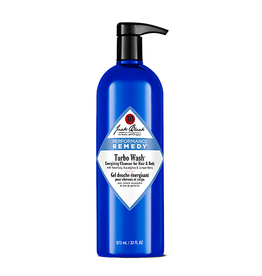 Jack Black turbo wash energizing 33oz cleanser