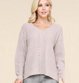 harra ribbed sweater