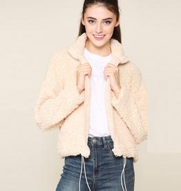 hadlee crop jacket