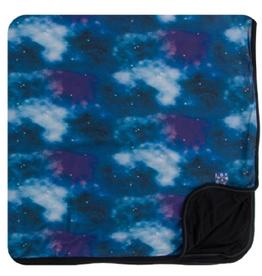 kickee pants wine grapes galaxy toddler blanket