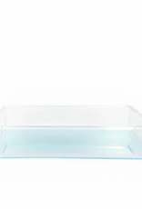 jr william large acrylic tray - iridescent