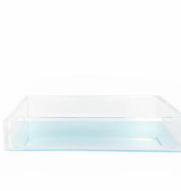 medium acrylic tray - iridescent