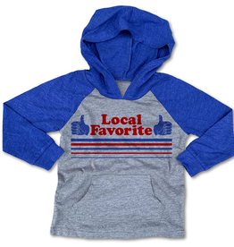 rivet apparel local favorite hoodie