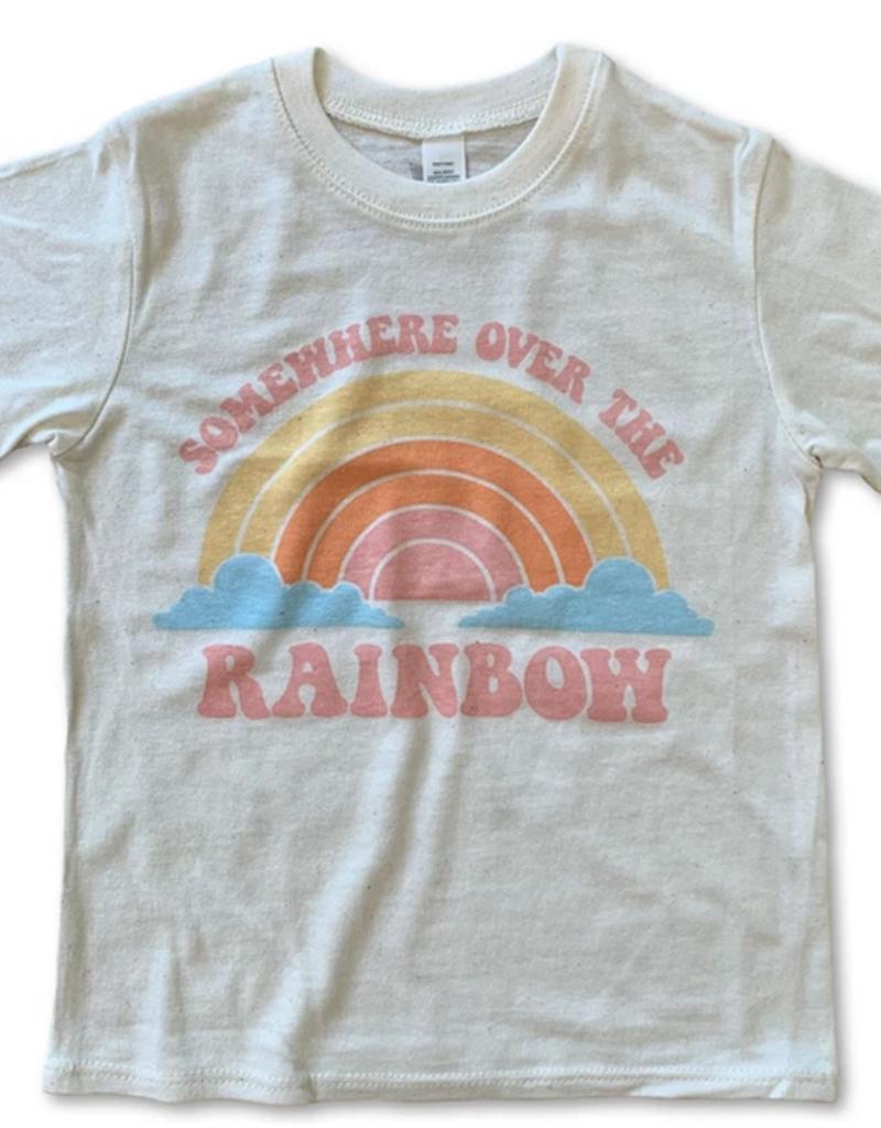 rivet apparel over the rainbow tee