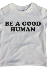 rivet apparel be a good human tee