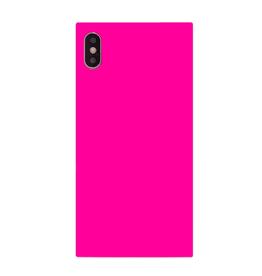 neon pink phone case