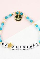 girl power little words bracelet