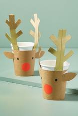 meri meri reindeer cups FINAL SALE
