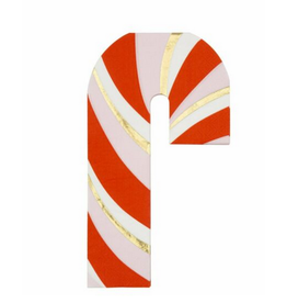 meri meri candy cane napkin