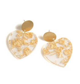 shiraleah melania heart earrings