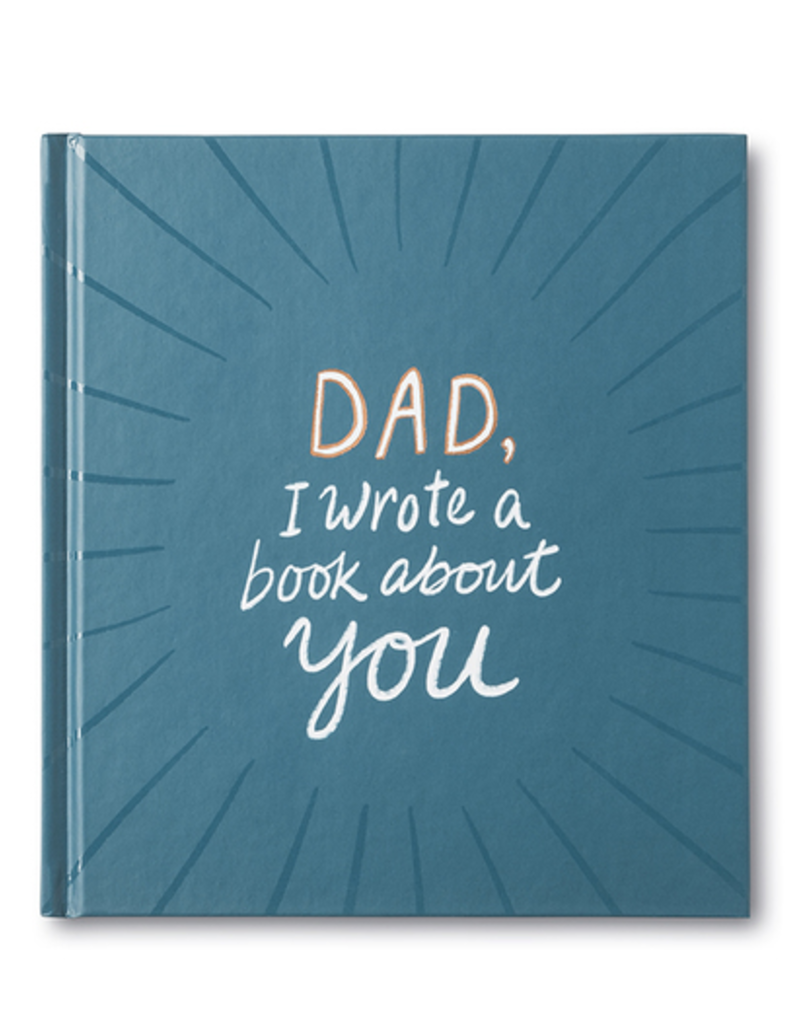 dad, i wrote a book about you