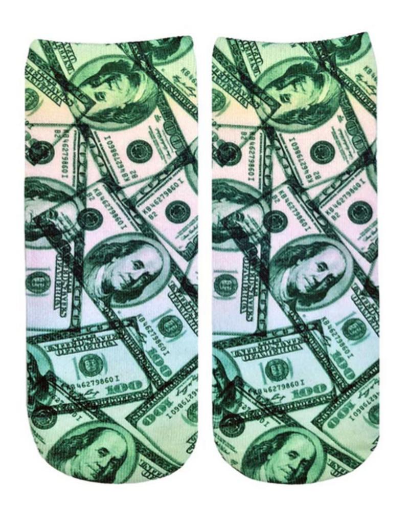 bills ankle socks