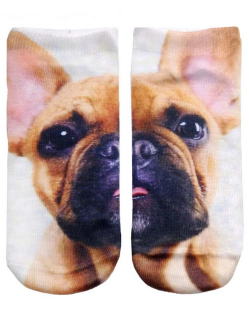 puppy ankle socks