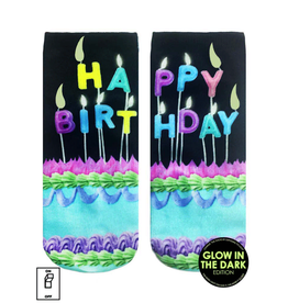 make a wish glow ankle socks