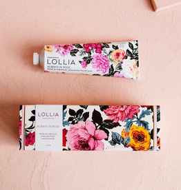 lollia always in rose handcream