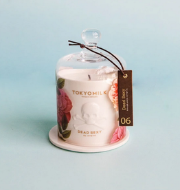 tokyomilk dead sexy candle with cloche