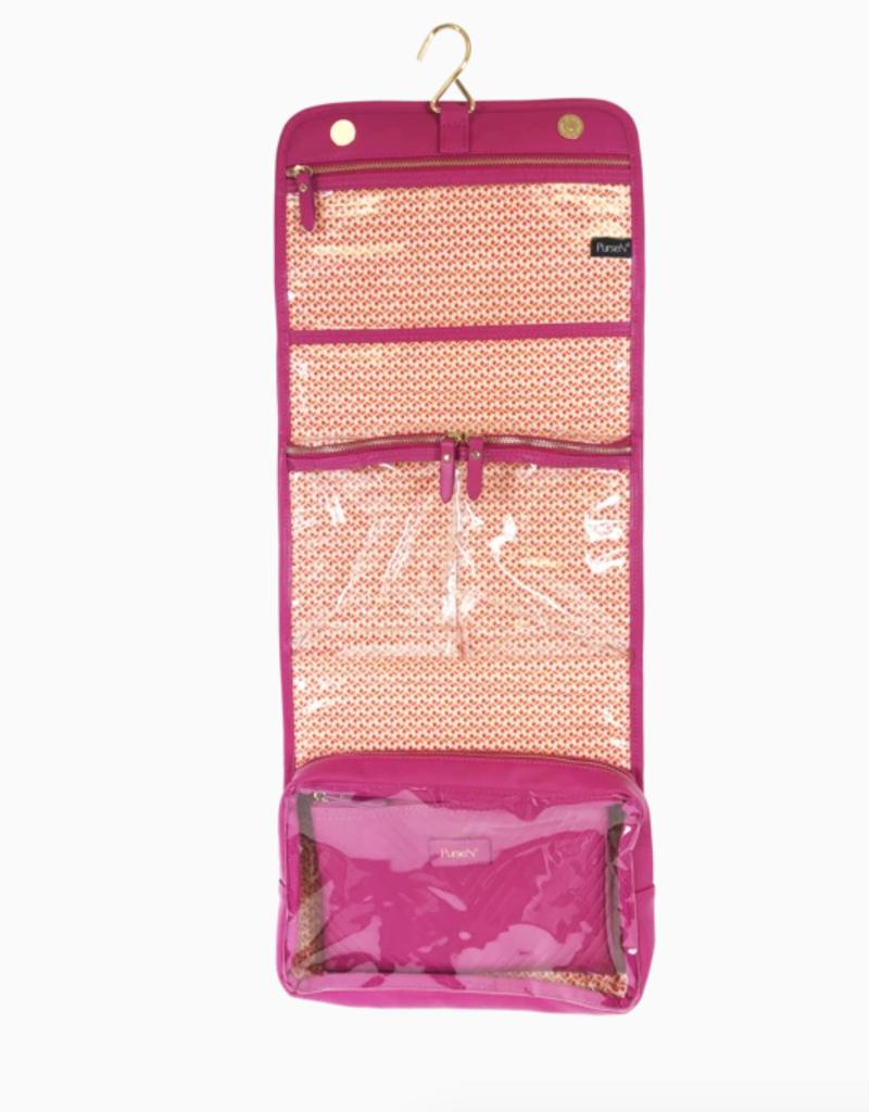 PurseN pink toiletry case