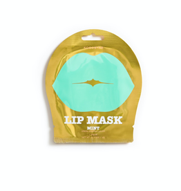 kocostar single mint lip mask