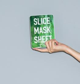 kocostar cucumber slice sheet mask