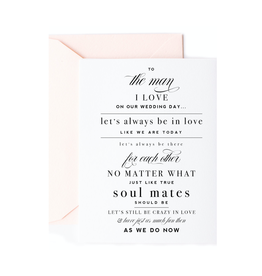 kitty boutique to the man i love card