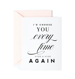 kitty boutique i'd choose you card
