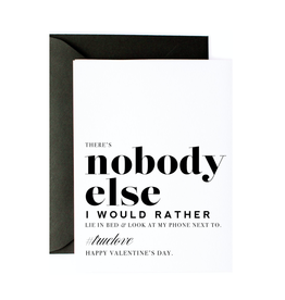 nobody else card