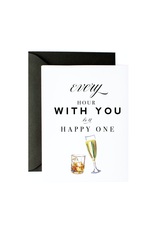 happy hour love card
