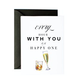 kitty boutique happy hour love card