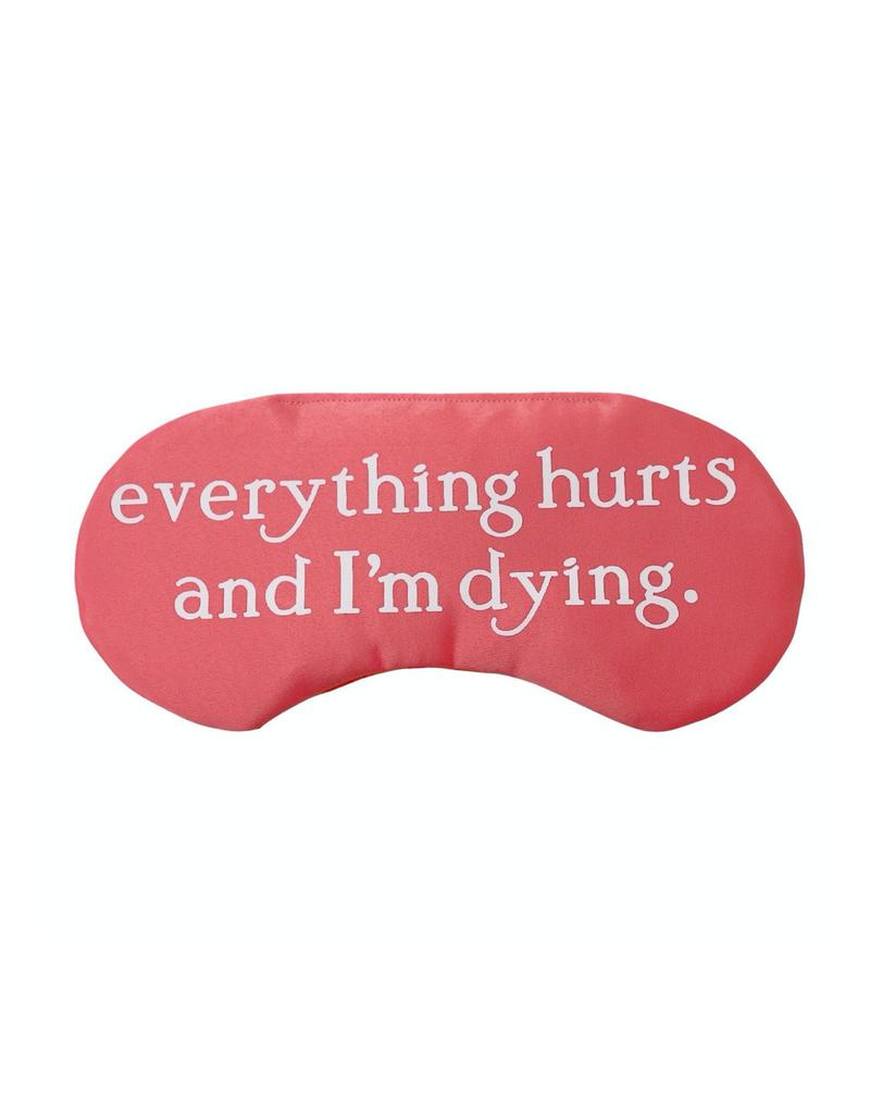 everything hurts sleep mask