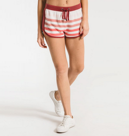 z supply the rainbow stripe short