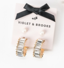 violet & brooks elyse earring set