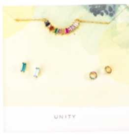 violet & brooks unity jewlery gift set