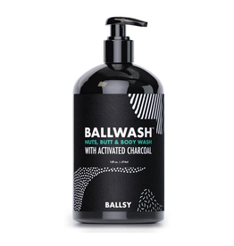 ballsy ballwash xl pump bottle