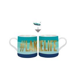 #lakelife jumbo 20oz mug