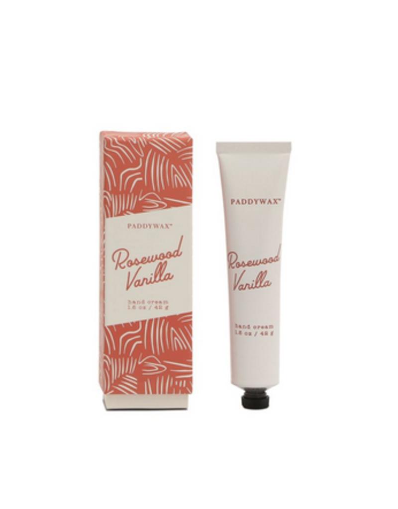 rosewood vanilla hand cream FINAL SALE