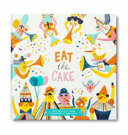 eat the cake book FINAL SALE